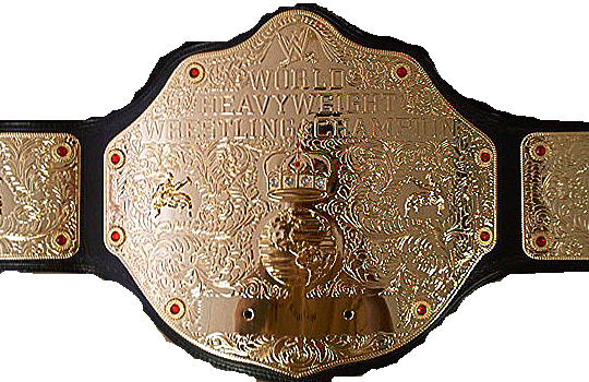 WWE HEAVYWEIGHT CHAMPIONSHIP